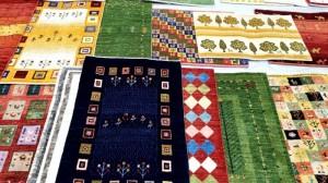 ギャッベ絨毯1