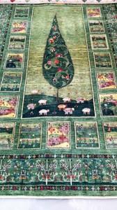 ギャッベ絨毯5