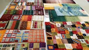 ギャッベ絨毯2